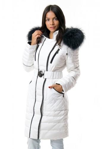 Пуховик Snowbeauty   1219-1016