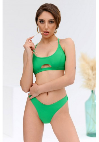 Купальник новинка Katrin Зеленый 083-Green